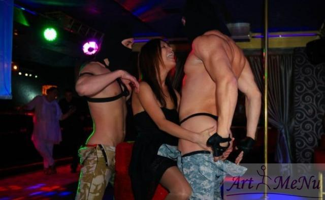Секс стрептиз по муржский
